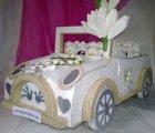 Aussteller Hochzeitsauto (nur Auto)