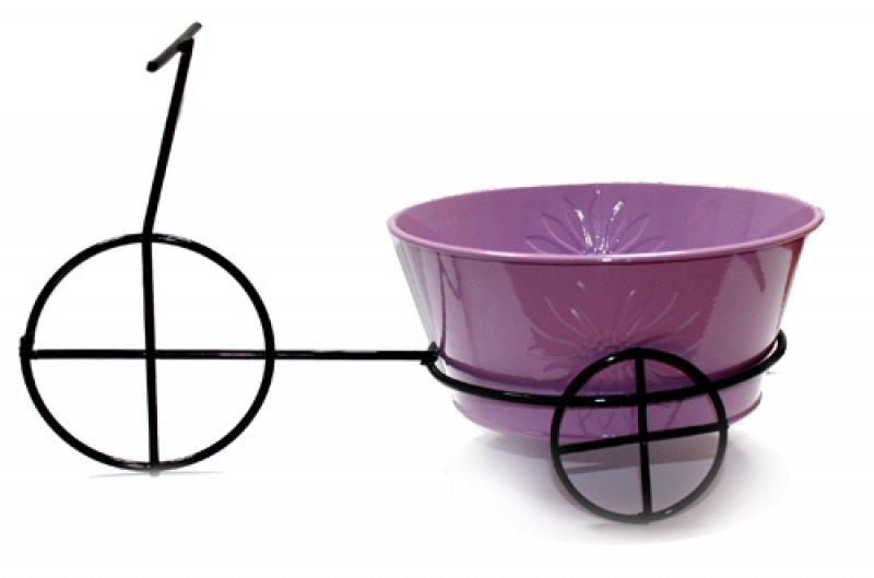 Fahrradblumentopf